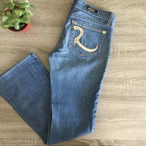 Rock & Republic Low Rise Bootcut Jeans